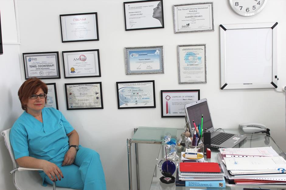 Dr. Yasemin Hızarcı Kliniği Resim 6
