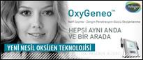 Yeni Nesil Oksijen Teknolojisi - Oxygeneo